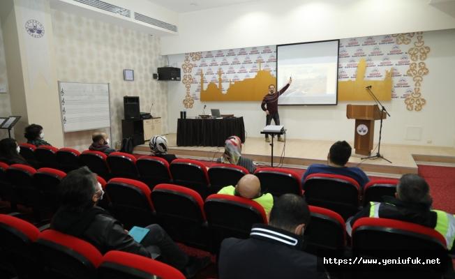 Belediye Personeline  'Akıllı Kavşak Yönetim Sistemi' Eğitimi Veriliyor