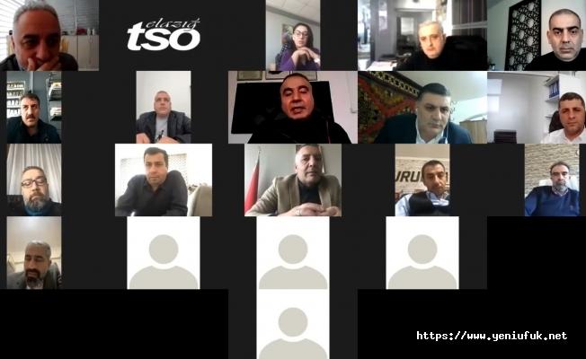 Elazığ TSO Müşterek Meslek Komiteleri Toplantısı Yapıldı