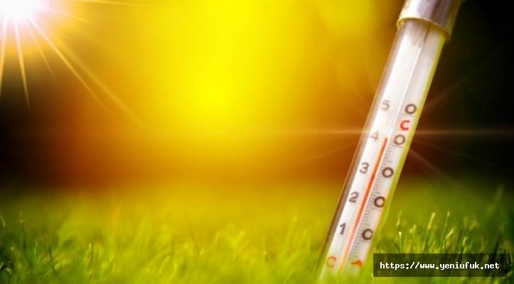 Elazığ'da Bahar Sıcaklıkları Etkili Olacak