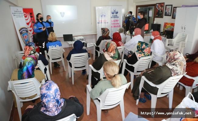 'En İyi Narkotik Polis Anne' Eğitim Semineri