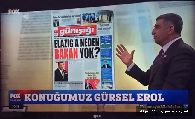 EROL, FETÖ VE PKK'YI LANETLEDİ