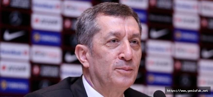 Milli Eğitim Bakanı Selçuk'tan 'yüz yüze eğitim' açıklaması