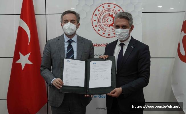 Elazığ Bölgesel Dış Ticaret Hızlandırma Merkezi Protokolü İmzalandı