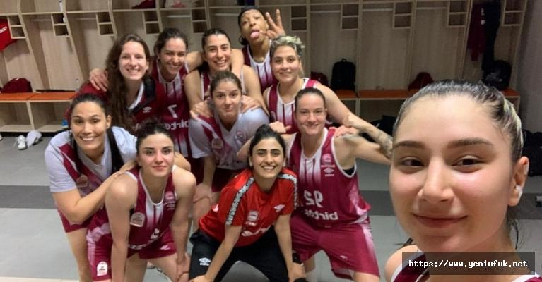 EURO CUP WOMEN Ö.İDARESPOR, KAYSERİ BSK. İLE KARŞILAŞACAK