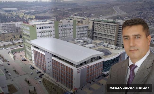 F. Ü Hastanesinde Özel Muayene Randevu Sistemi