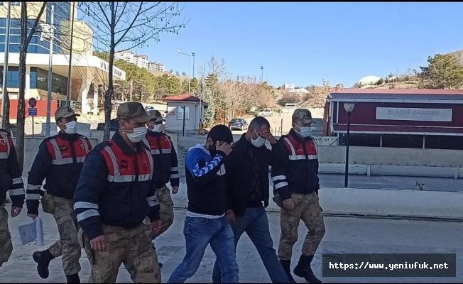 Jandarma, Kombi hırsızlarının peşini bırakmadı