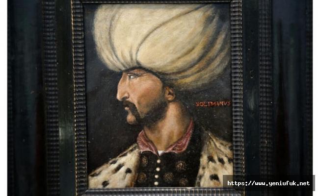 Kanuni portresi 5 milyon TL Satıldı