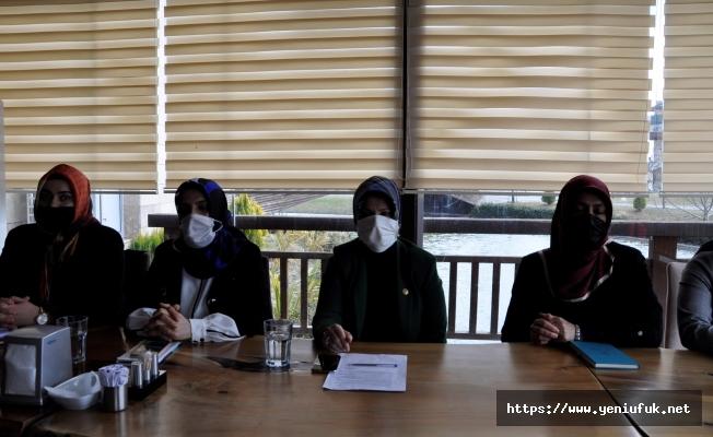 Milletvekili Balık Kadın Kolları Üyeleri İle Bir Araya Geldi