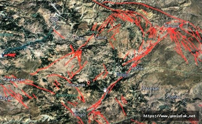 Naci Görür 7 büyüklüğünde deprem bekliyoruz