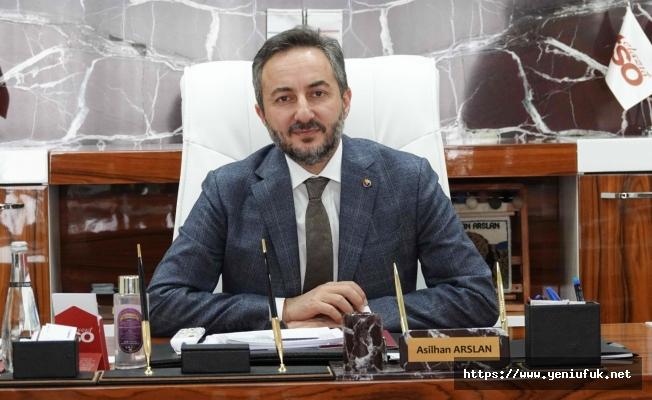 Arslan'dan Hıfzıssıhha Meclisi'ne ve Vali Yırık'a teşekkür