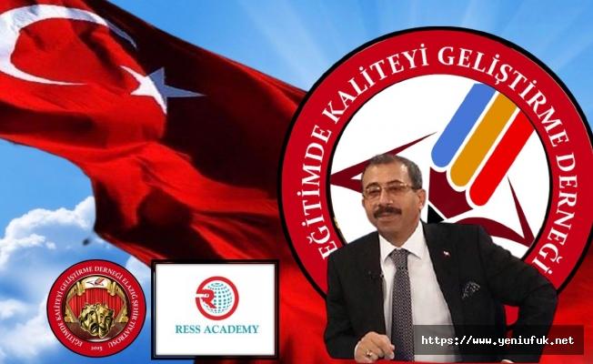 Başkan Akgün'ün, ABD Başkanı Joe Biden'ın 'Sözde Ermeni Soykırımını tanımasını reddediyoruz