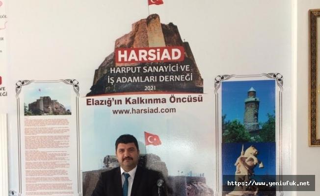 Başkan Erol HARSİAD'ı Tanıttı