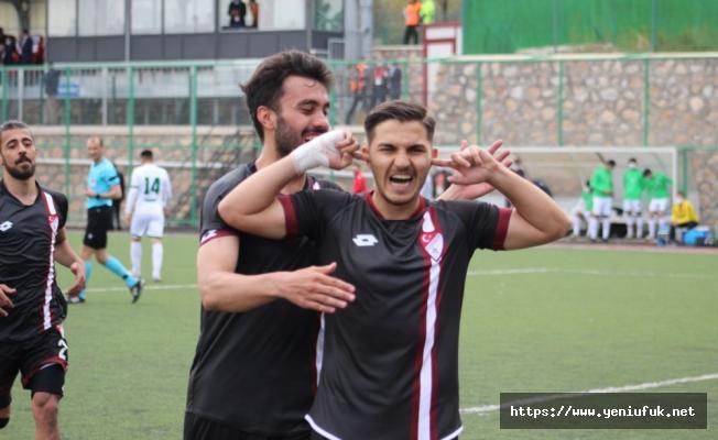 Elazığspor'un iç saha galibiyet hasreti sona erdi