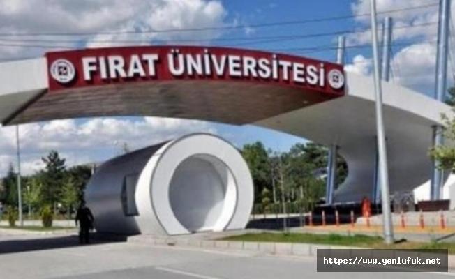 """Fırat Üniversitesi """"Günışığı Gazetesi'ne  Teşekkür Ediyoruz"""""""