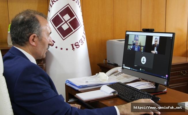 Fırat Üniversitesi Kardeş Ülke İle Protokol İmzaladı