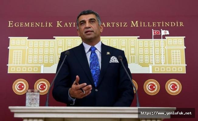Milletvekili Erol, İnsan Kaçakçılığını Meclise Taşıdı
