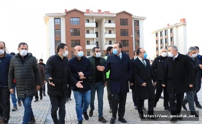 """Zülfü Tolga Ağar: """"Depremin yaralarını hızlıca sardık"""""""