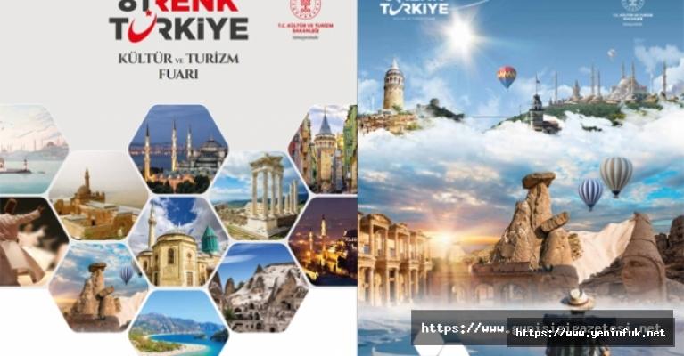 81 Renk Türkiye Fuarı 09-12 Eylül Tarihine Ertelendi