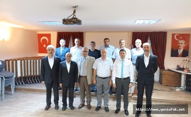 Ankara Elâzığ Kültür Derneği Görev Dağılımı Yaptı