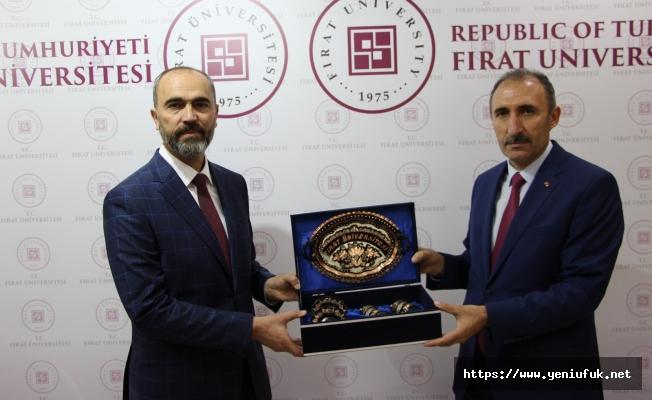 Göktaş Türkmen'i Ağırladı