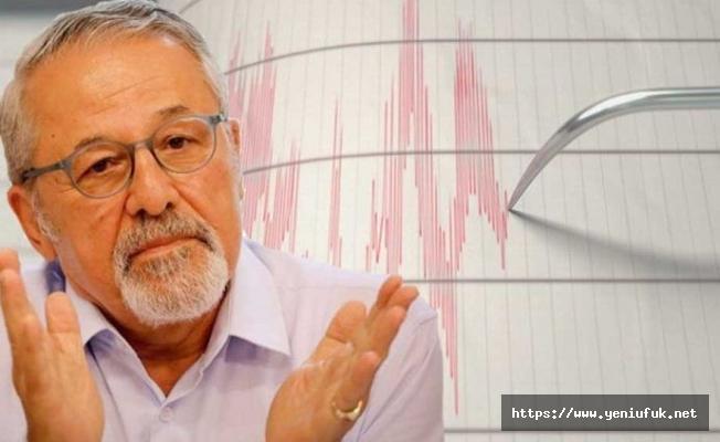 Görür' den Korkutan Deprem Açıklaması