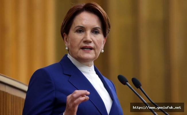 Meral Akşener, İYİ Parti'nin Projesi Artagan'ı Açıkladı