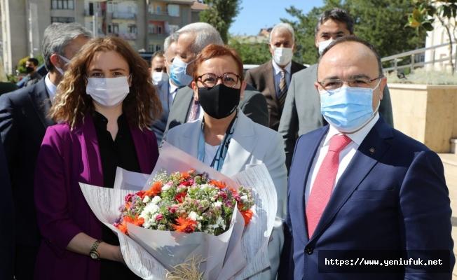Tarım ve Orman Bakan Yardımcısı Işıkgece Elazığ'da