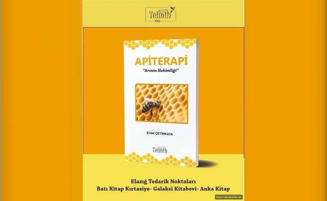 """Apiterapi ve """"Arının Hekimliği"""" kitabı okurlarıyla buluştu"""