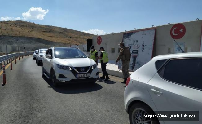 Bayram sonrası Jandarma, Trafik denetimlerini arttı