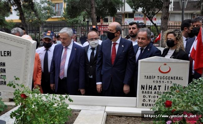 Cumhurbaşkanı Tatar'dan Şehitlere Vefa