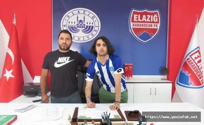 Elazığ Karakoçan'a Yeni Malatyaspor'dan kanat