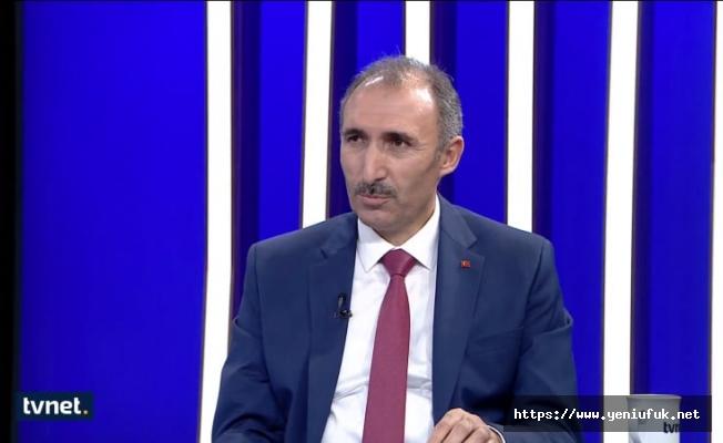 """GÖKTAŞ TVNET EKRANLARINDA YAYINLANAN """"KAMPÜS YOLUNDA"""" PROGRAMININ CANLI YAYIN KONUĞU OLDU."""
