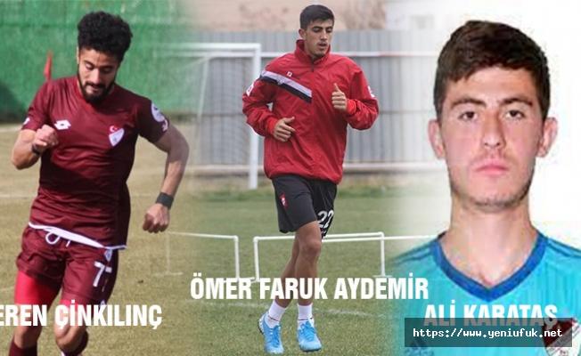 İşte 3 futbolcunun yeni takımı!
