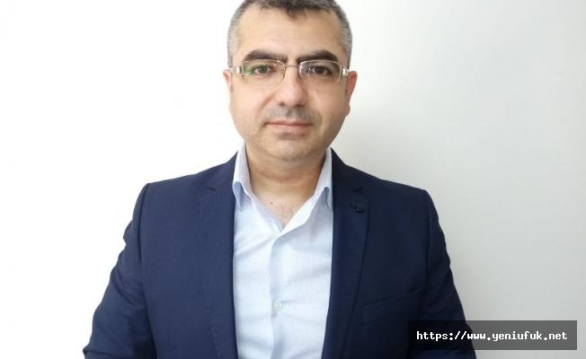 Mustafa GÜLER Huzur Eğitim-Sen Genel Başkanı Bayram Mesajı