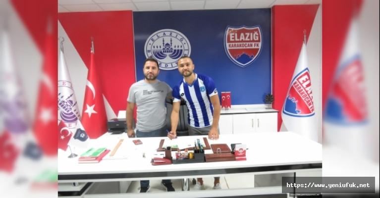 Oğuzhan Kandemir Elazığ Karakoçan FK'da