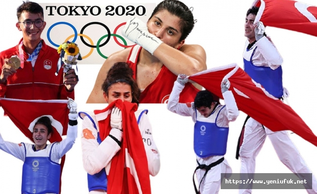 Türkiye'nin Olimpiyat Başarıları