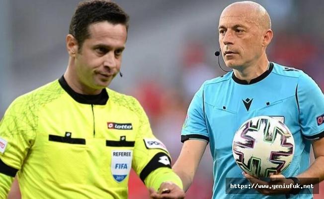 UEFA'dan iki hakemimize görev