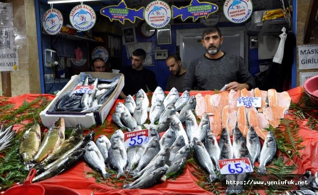 Balık Fiyatları Hava Durumuna Göre Değişiyor