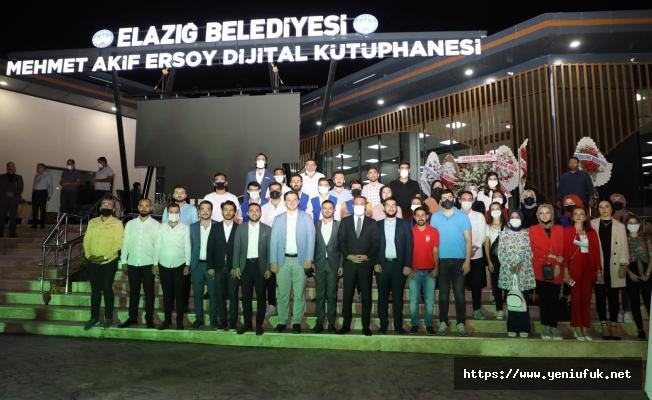 Elazığ Belediyesinden Büyük Açılış