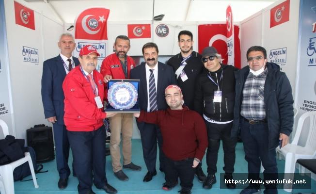 Elazığ Belediyesi'ne TEKNOFEST'ten İki Ödül