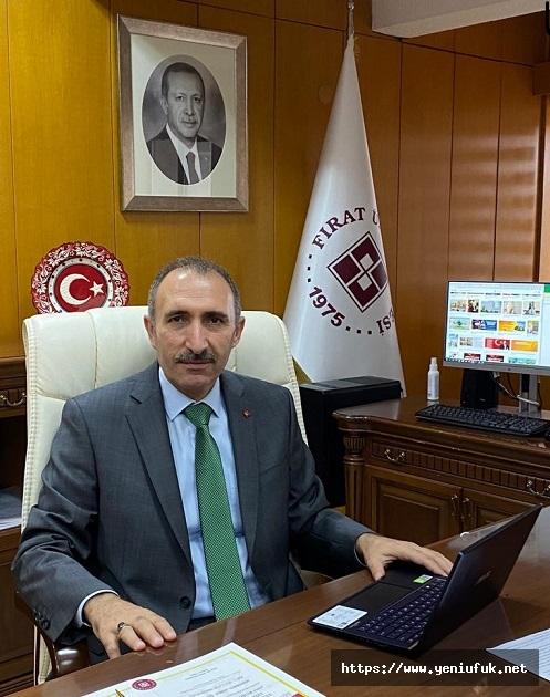 Fırat Üniversitesi Türkiye 21. Oldu