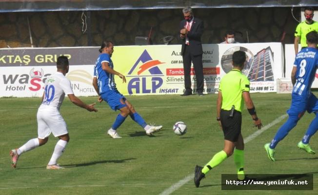 HD Karakoçan deplasmandan eliboş dönüyor!2-0