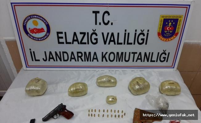 Jandarma'dan Eş Zamanlı Operasyon