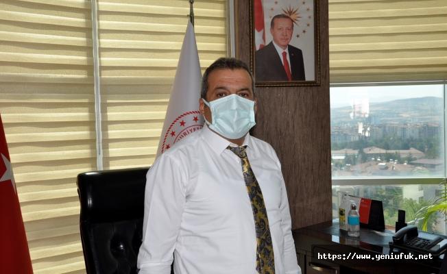 Sağlık İl Müdürü Polat'tan Korkutan Yoğun Bakım Açıklaması