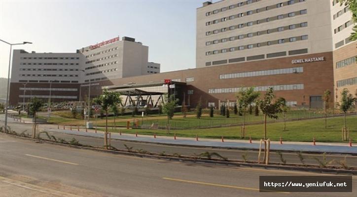 Şehir Hastanesi Odalarını Tanıttı