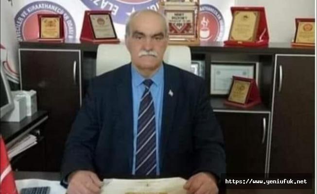 Başkan Bozkurt Hayatını Kaybetti