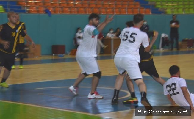 Bölgesel Hentbol Ligi Elazığ'da