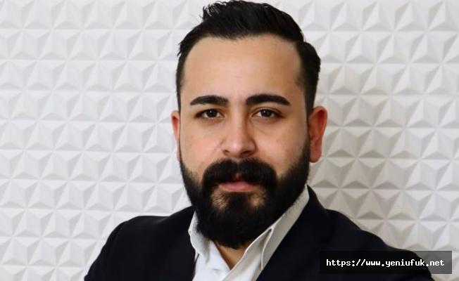 Genç İş Adamı Gök  CHP Basın Sorumlusu Oldu