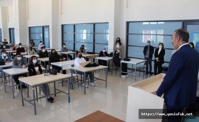 Mimarlar Odası  Mimar Adaylarının Gününü Kutladı