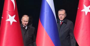 Erdoğan-Putin Görüştü!